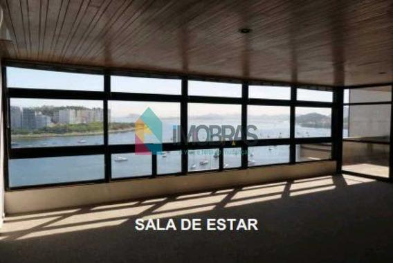 Excelente Cobertura Duplex Com Vista Panorâmica Em Botafogo!!! - Boap40064