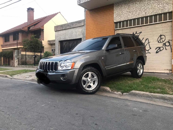 Jeep Grand Cherokee 2007 4.7 V8 Limited Scv