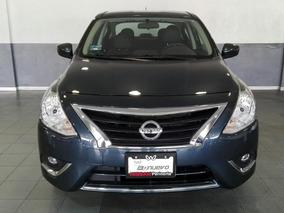 Nissan Versa 2017 4p Exclusive L4/1.6 Aut