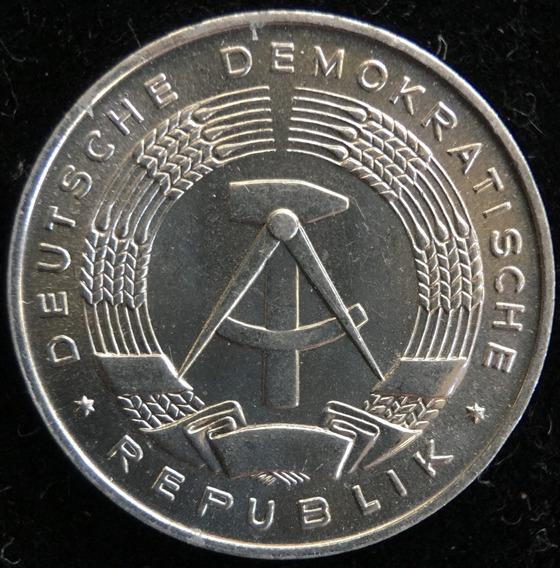 Alemania, Democratica, Pfennig, 1968. Brillante Sin Circular