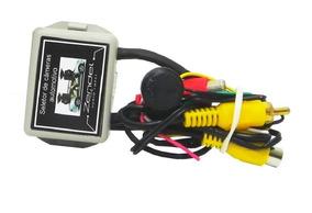 Interface Seletor De Câmeras Automotiva Zendel