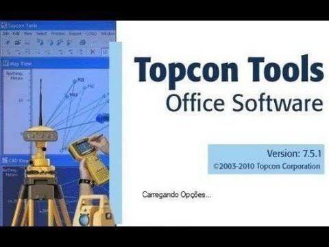 Topcon Tools