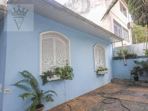 Casa Com 3 Dormitórios À Venda, 235 M² Por R$ 3.000.000,00 - Jardim Das Bandeiras - São Paulo/sp - Ca0496