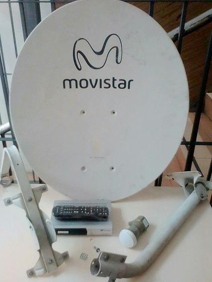 Decodificador Movistar, Antena Incluida