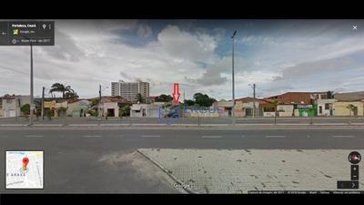 Terreno À Venda, 423 M² Por R$ 400.000 - Benfica - Fortaleza/ce - Te0081