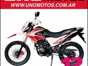 Mondial Td 150 L New Enduro Xtz Zr 150 Triax 150