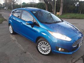 Ford Fiesta Kinetic Design 2015 Powershift