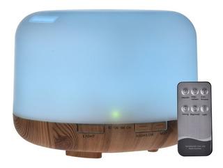 Difusor Ultrasónico Humificador X 500 Cm3 Control Remoto