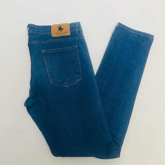 Jeans Hombre Talle 46 Polo Club Elastizado Impeccable
