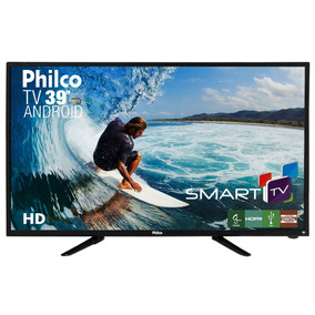 Smart Tv Philco Android Led 39 Ph39n91dsgwa Bivolt