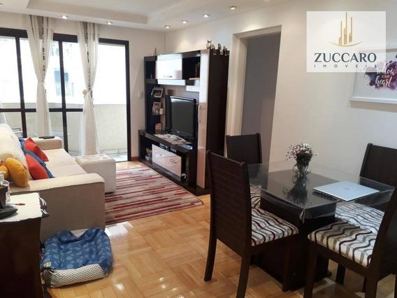 Apartamento Com 3 Dormitórios À Venda, 85 M² Por R$ 0 - Ap12726
