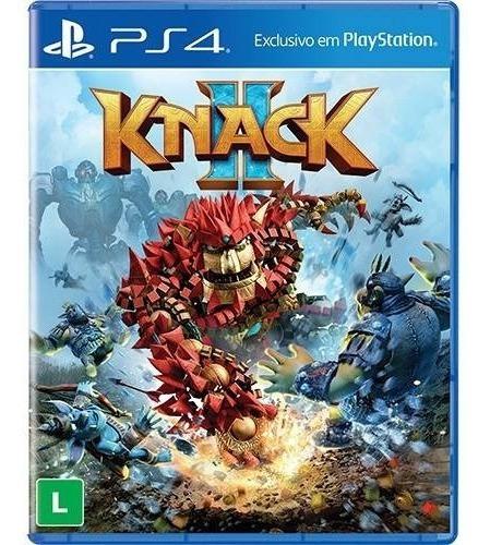 Jogo Knack 2 Ps4 - Playstation 4 Mídia Física