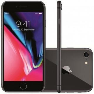 iPhone 8 Cinza Espacial 64gb