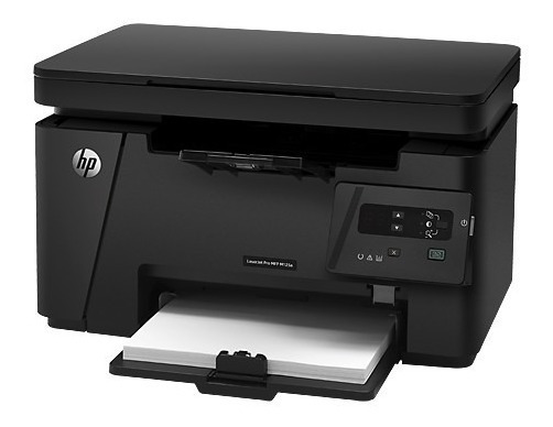 Impressora Multifuncional Hp Laser Jet Pro Mfp M125