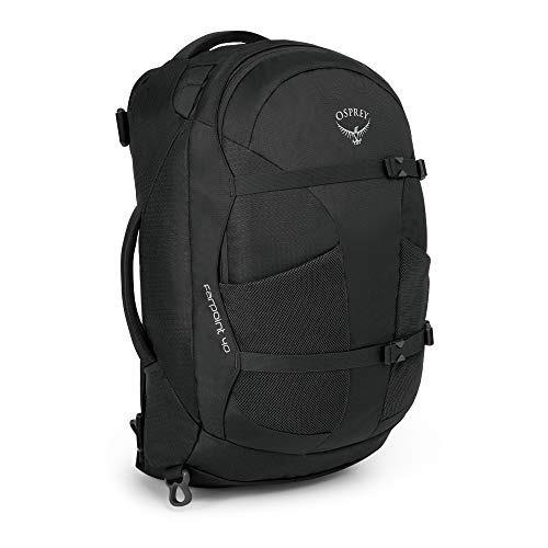 Osprey Packs Farpoint 40 Travel Backpack, Volcanic Grey, Med