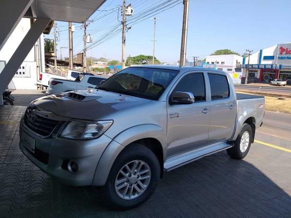 Hilux Srv D-4d 2014/2015 4x4 Diesel Automática