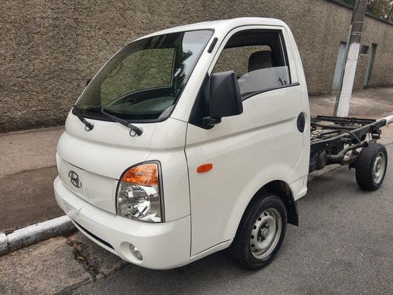 Hyundai Hr 2.5 Rs Longo S/ Carroceria Tci 2p 2007