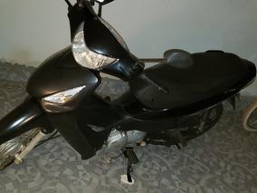 Honda Biz 2009 125 Es Preta
