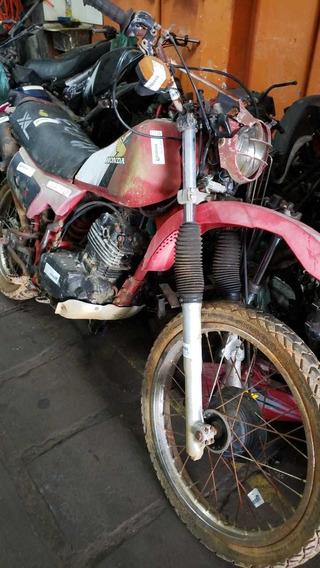 Xl 250 1984 - Peças