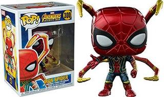 Funko Pop Marvel #300 Infinity War Iron Spider Legs Nortoys
