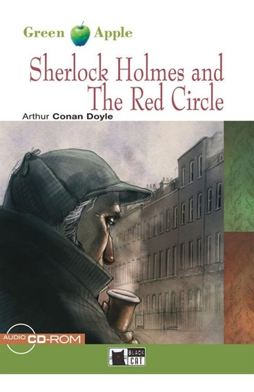 Sherlock Holmes And The Red Circle - Audio Cd - Black Cat