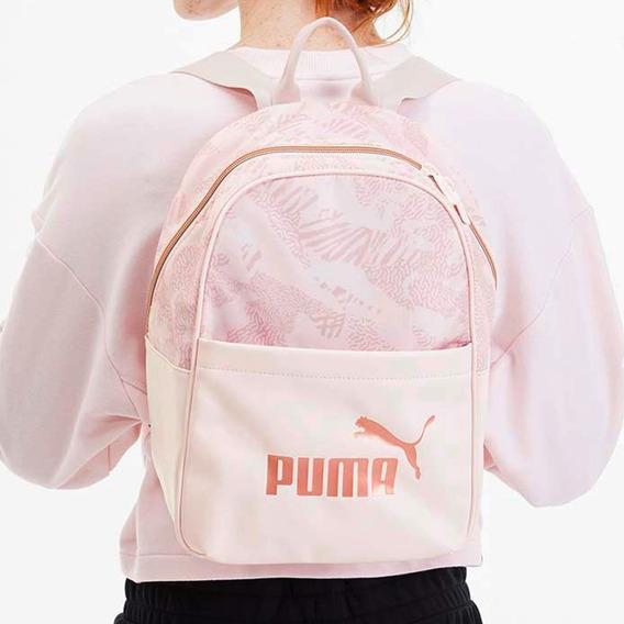 Mochila Puma Moda W Core Up Mujer Be/ar