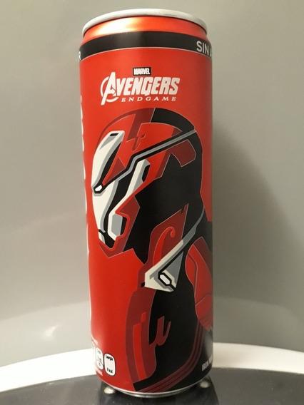Latas Coca Cola Iron Man Y Thor