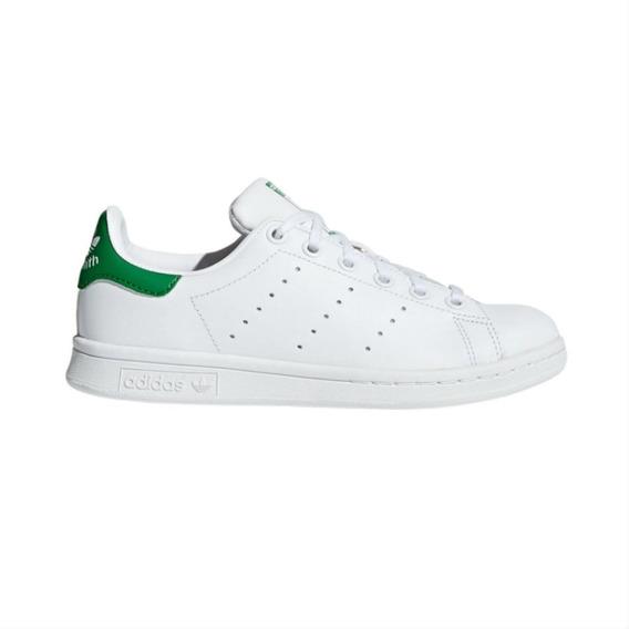 Zapatillas De Mujer adidas Originals Stan Smith Blanco Nuevo