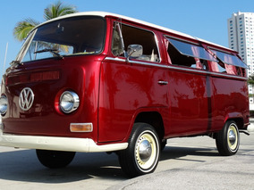 Volkswagen Combi T2a Early Bay 1971