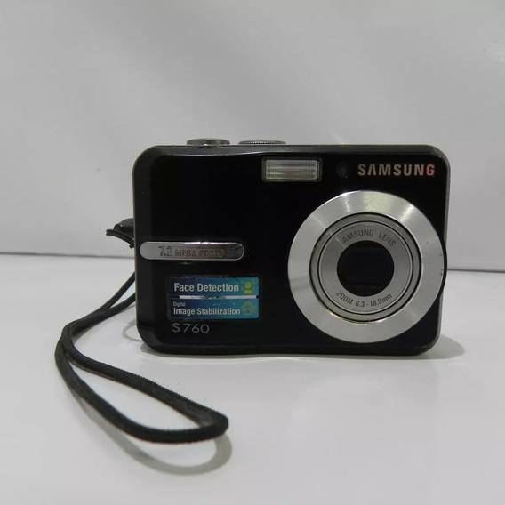 Samsung Digimax S760 7.2 Megapixels **usada**