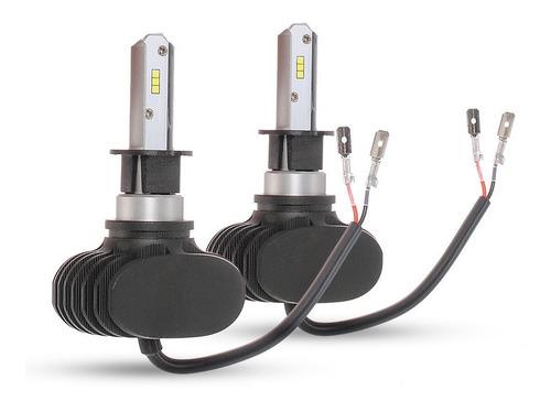 Kit Lampada Farol Ultra Led 6000k 36w 9000 Lúmens Tipo Xenon