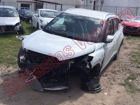 Nissan Kicks 2016 1.6 Sense Mt