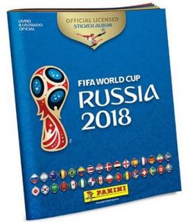 Album - Fifa World Cup Russia 2018 - Brochura