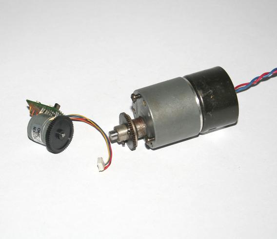 Motor Da Lente Minilab Noritsu1501z