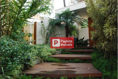 Casa À Venda, 727 M² Por R$ 3.450.000,00 - Jardim Prudência - São Paulo/sp - Ca0160