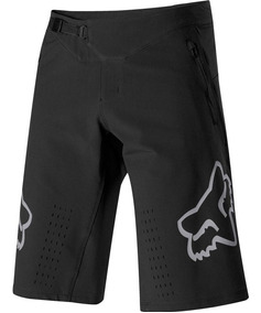 Short Bicicleta Defend Negro Fox