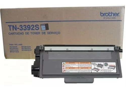 Toner Original Brother Tn-3392s Tn3392 8157 8952 6182 Tn780