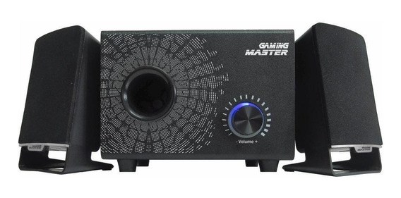 Subwoofer Gamer 2.1 Canal Stereo