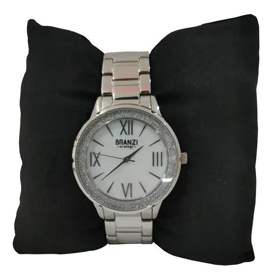 Reloj Branzi Color Plata -original-