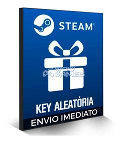 5 Jogos Steam Aleatório Pc Game Key Original - Random Key