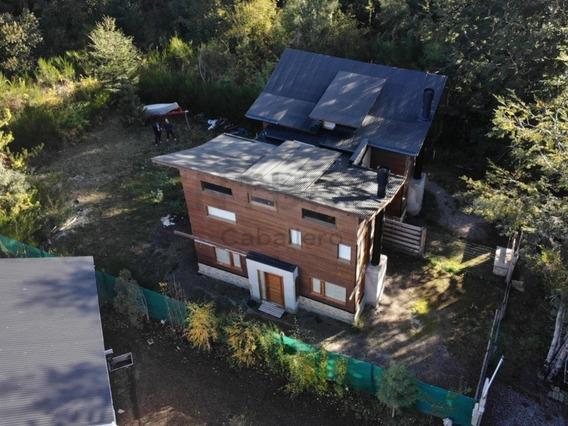 Venta Casa Barrio Tres Cerros Villa La Angostura 79m2+balcón/lote 260m2 - 2 Dorm