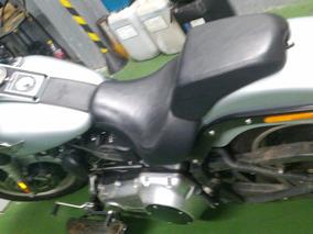 Harley-davidson Softail Fat Boy Lo Se - 2011 - Prata
