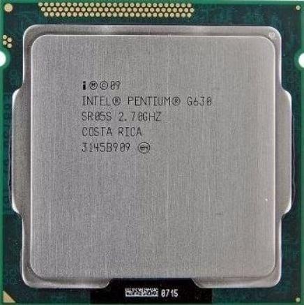 Processador Intel Pentium G630 / 2.70 Ghz - Lga 1155 ,