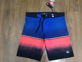 Bermuda Elastano Plus Size 48 Marcas Mcd Oakley Hurley Lost