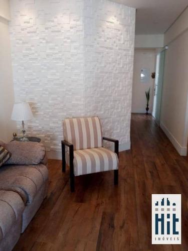 Apartamento À Venda, 70 M² Por R$ 703.000,00 - Mooca (zona Leste) - São Paulo/sp - Ap3722