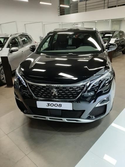 Peugeot 3008 Gt Line 2020 1.6 Thp Aut 6 Vel