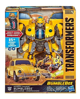 Transformers Bumblebee Energizado +25 Sonidos. Envío Gratis