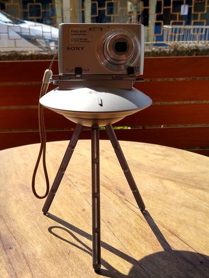 Câmera Sony Cyber-shot Dsc-w515ps C/ Suporte Para Fotos