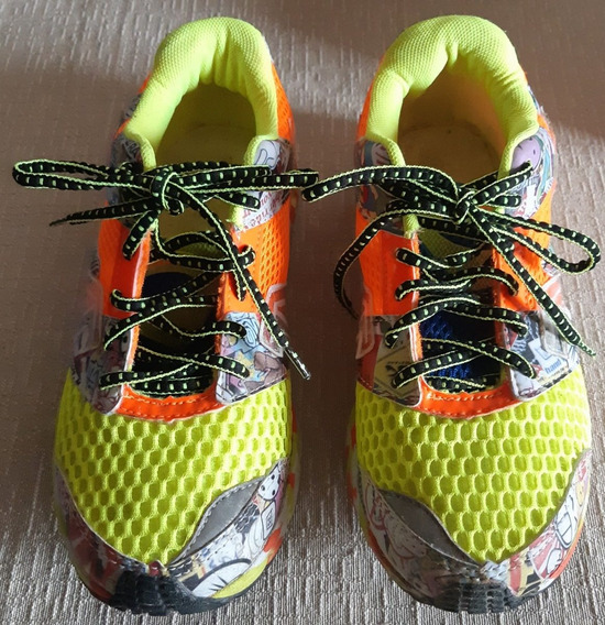 Tênis Marathon - Corrida - Linha 4000 - Unissex - N. 35
