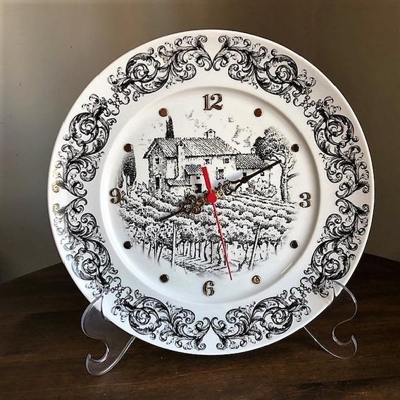 Relógio Porcelana - 27,5cm